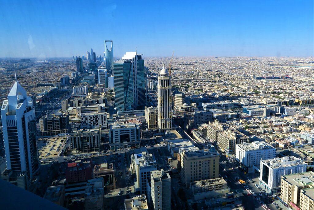 Riyadh by ekrem osmanoglu on Unsplash